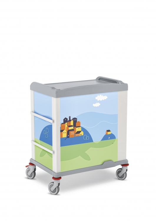 329564 linkar carrello pediatria