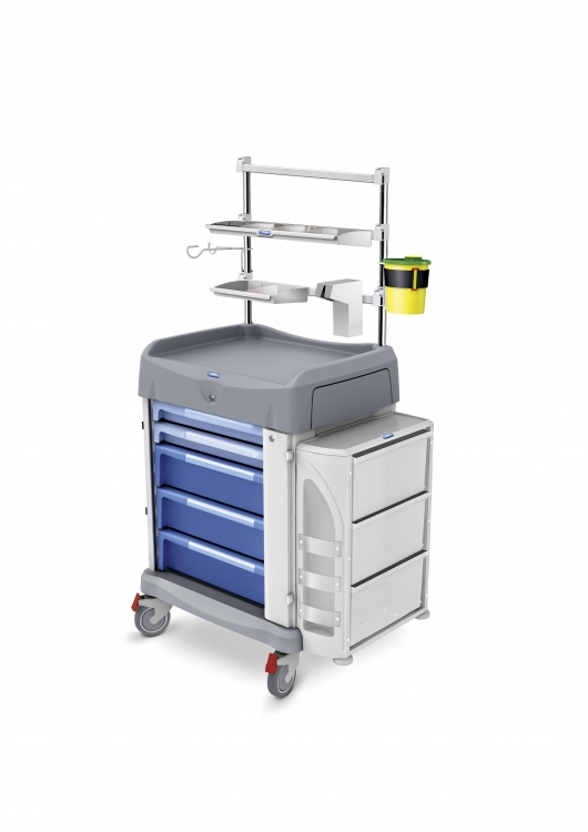 328055 Anaesthesia trolley