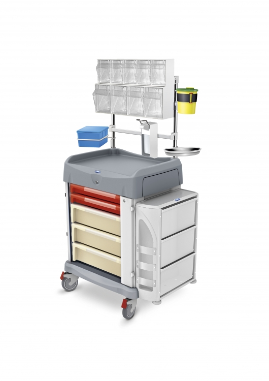 328010 medication trolley