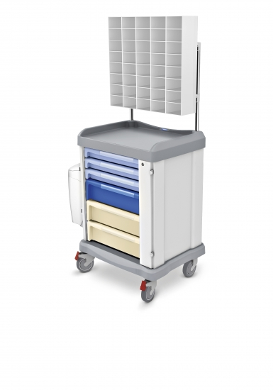 Sutures trolley