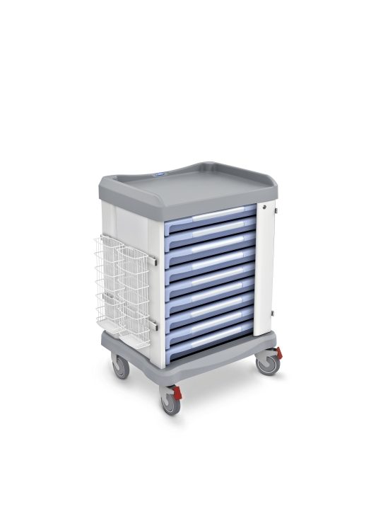328370 endoscopy trolley