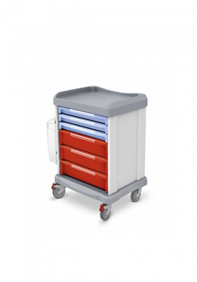 A-magnetic trolley