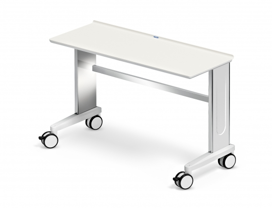 Mobile worktop base, CAR-go range. Dim. cm 144x61x95 h