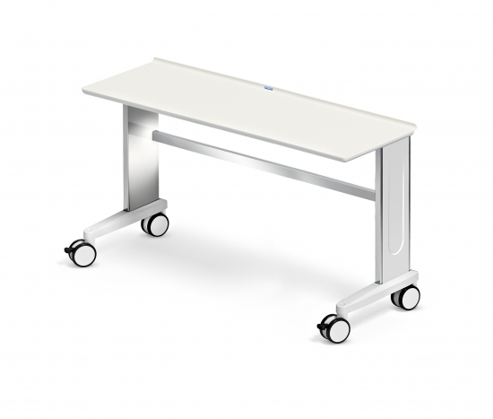 Mobile worktop base, CAR-go range. Dim. cm 164x61x95 h