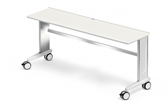 Mobile worktop base, CAR-go range. Dim. cm 210x61x95 h