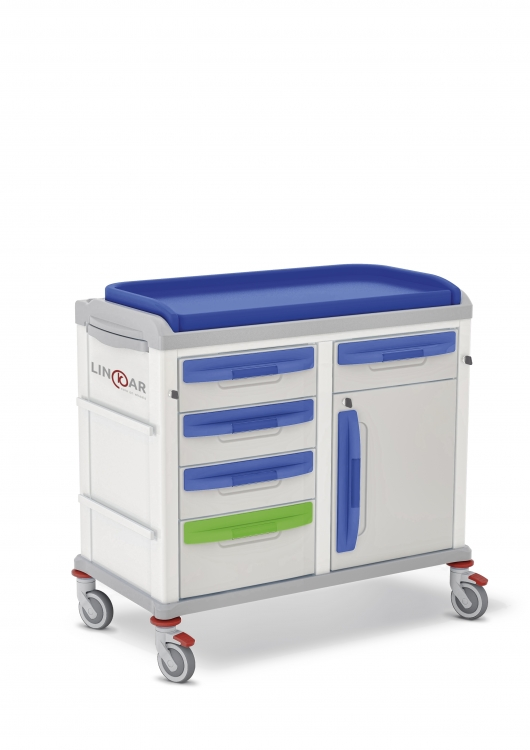 329592 baby changing trolley