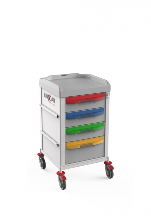 329562C carrello pediatria linkar compact