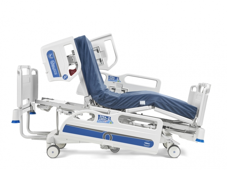 346950bm pcu electric bed cardiologic position