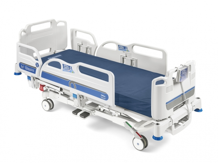 346950be pcu electric bed whit weighing system