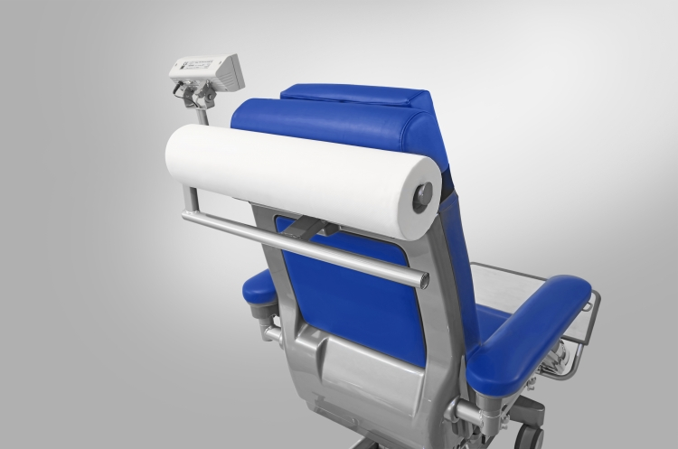 384400 treatment chair hospital paper roll holder