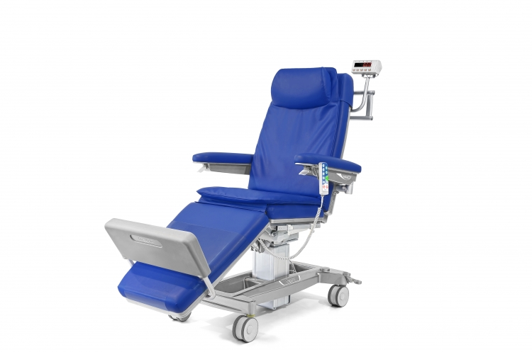 384460 Height adjustable electric chair