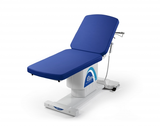 ELEVO examination couch with electric variable height