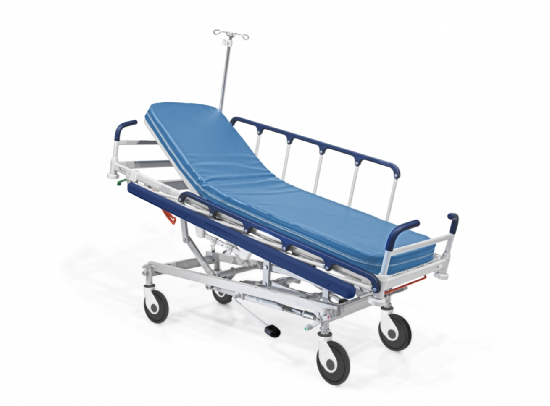SISTY Trend stretcher, hydraulic, height adjustable, with...
