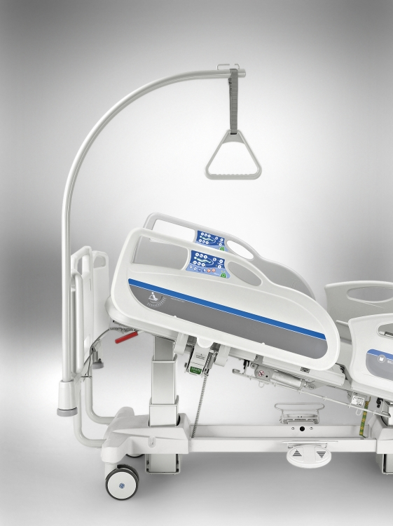 346900Q electric bed healthcare patient lifting pole