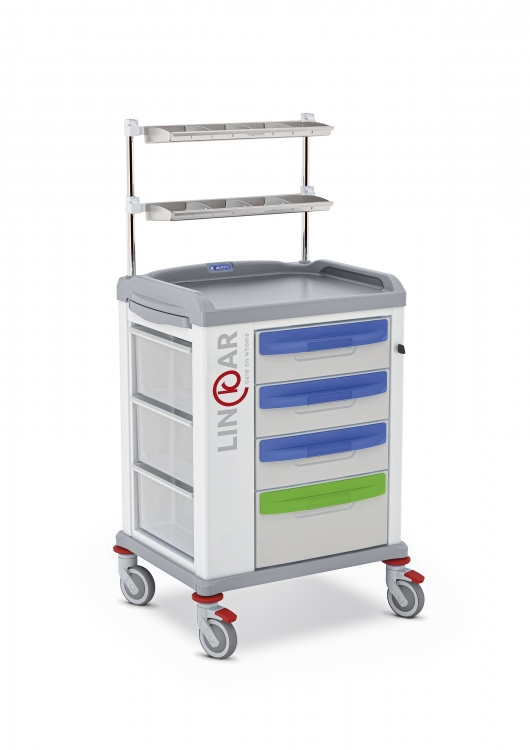 329518 medical trolley