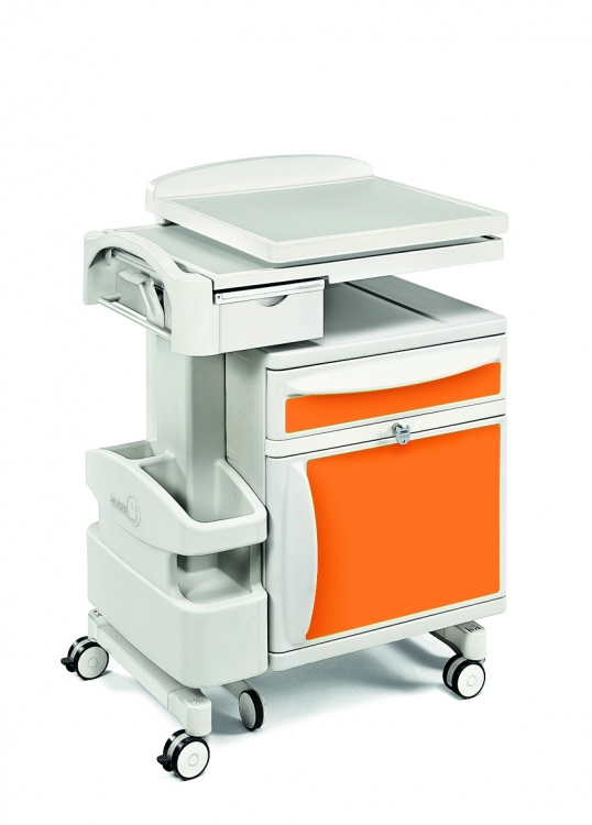 330400 vanity bedside cabinet for hospital