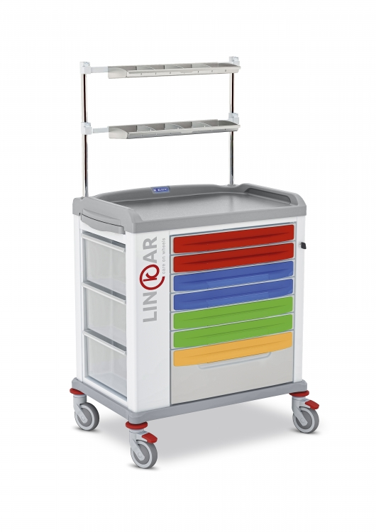 329545 linkar medicine distribution trolley