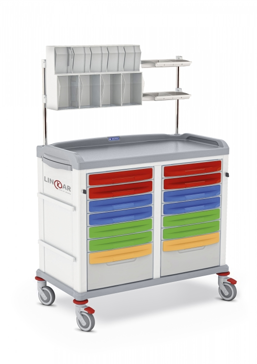 329547 linkar medicine trolley